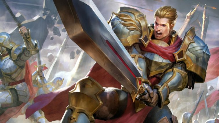 Arena of Valor, League of Legends