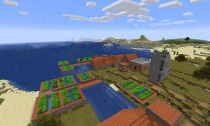 Top 5 Best Minecraft 1 13 Village Seeds