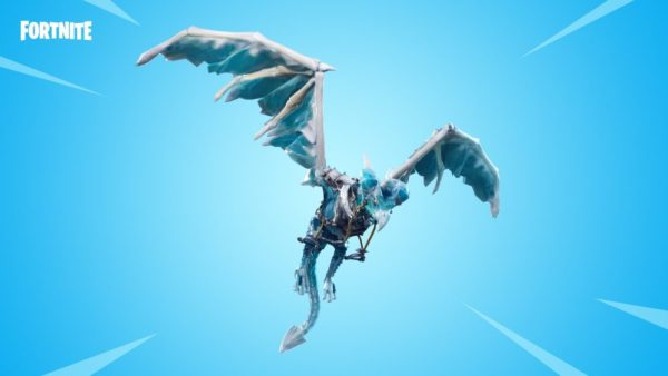 frostwing glider, valkyrie dragon, fortnite