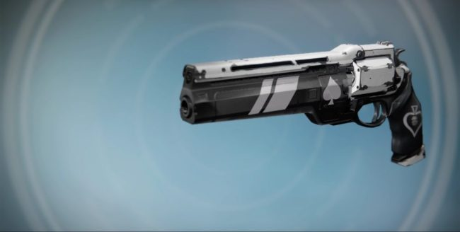 3: Ace of Spades (Hand Cannon)