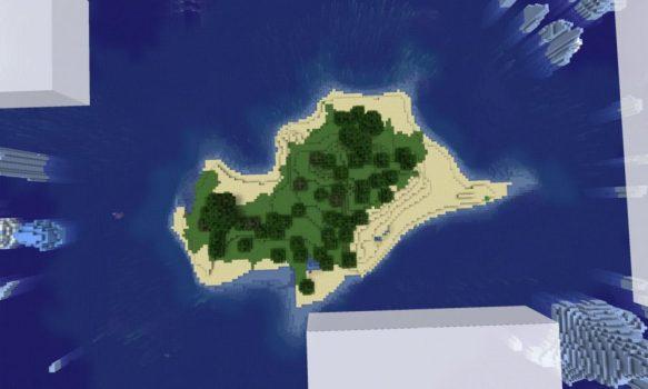 Iceberg Island