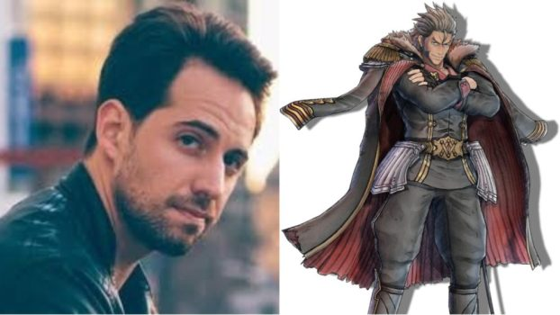 Ray Chase as Klaus Waltz