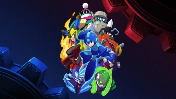 Mega Man, Mega Man 11, Capcom