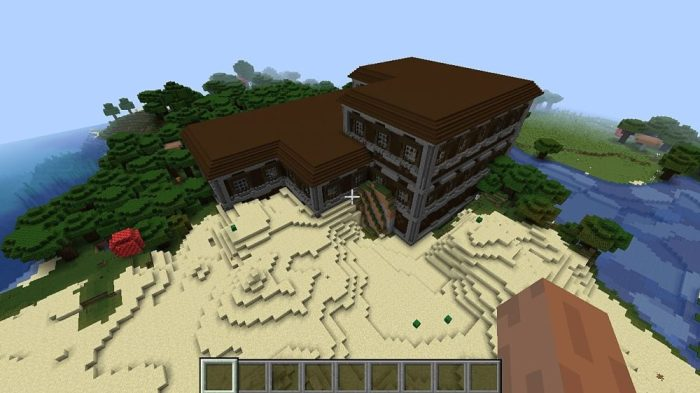 best Minecraft 1.13 mansion seeds