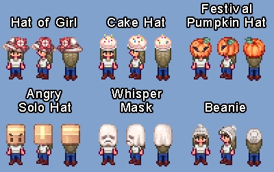 10 Best Stardew Valley Mods Of August 2018 This mod adds a new hat the the game. 10 best stardew valley mods of august 2018