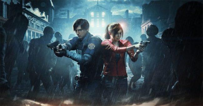 Resident Evil 2 Remake - Original OST Paywall