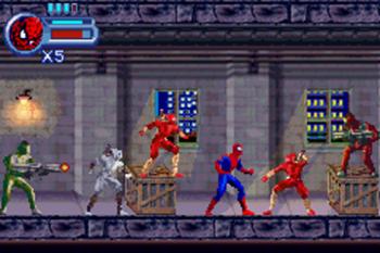 15. Spider-Man: Mysterio's Menace (2001)