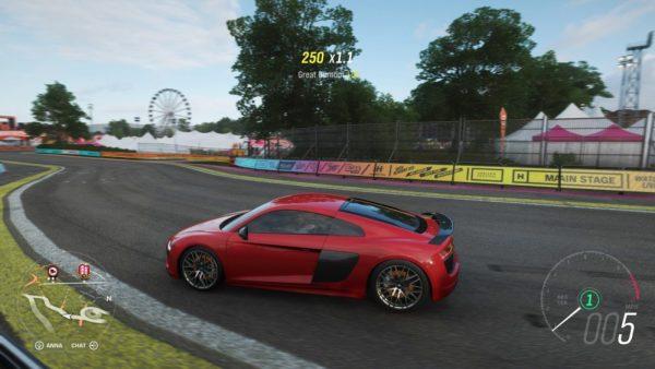 Forza Horizon 4 tiny details