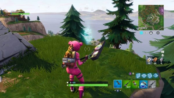 Fortnite Season 6 Timed Trial Locations