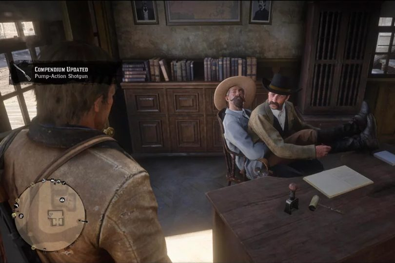 Red Dead Redemption 2 Hilarious Bug
