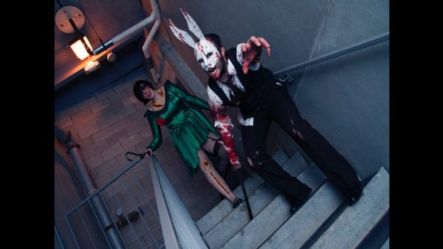 Splicer Couple
