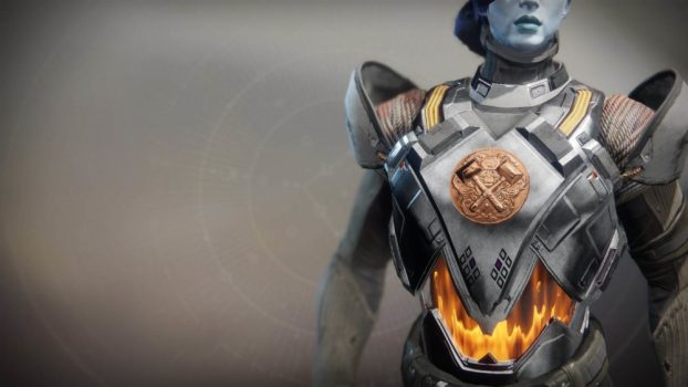 Hallowfire Heart (Titan Chest Armor)
