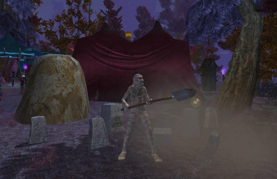 EverQuest II, Halloween, events, 2018, features