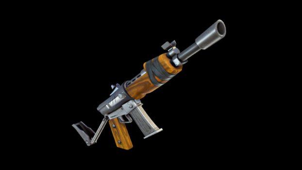 Burst Assault Rifle