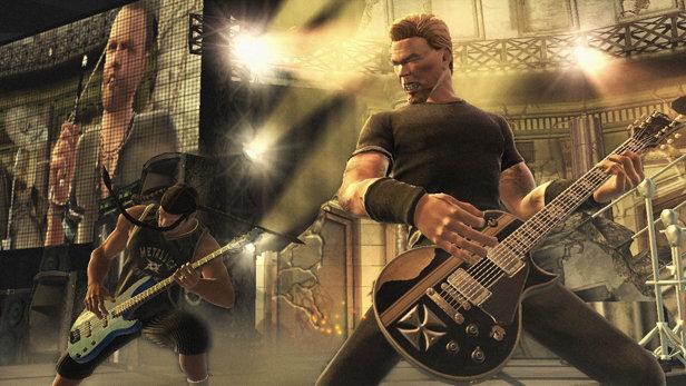 5. Guitar Hero: Metallica