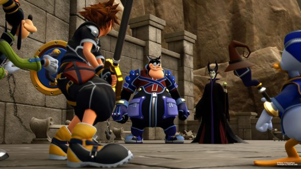 Kingdom Hearts III - Jan. 29