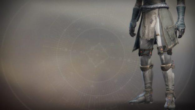 Lunafaction Boots (Warlock Leg Armor)