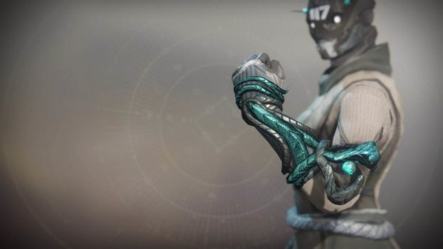 Ophidian Aspect (Warlock Gauntlets)