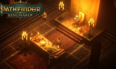 pathfinder: kingmaker review, owlcat games
