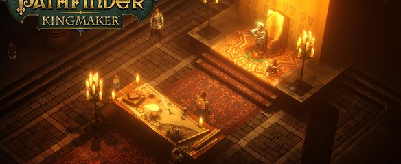 pathfinder: kingmaker review, owlcat games