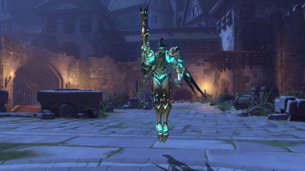 Enchanted Armor Pharah