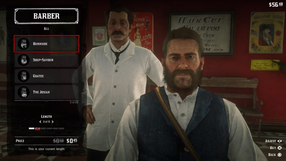 Red Dead Redemption 2 Hairstyles All Hairstyles And Beards