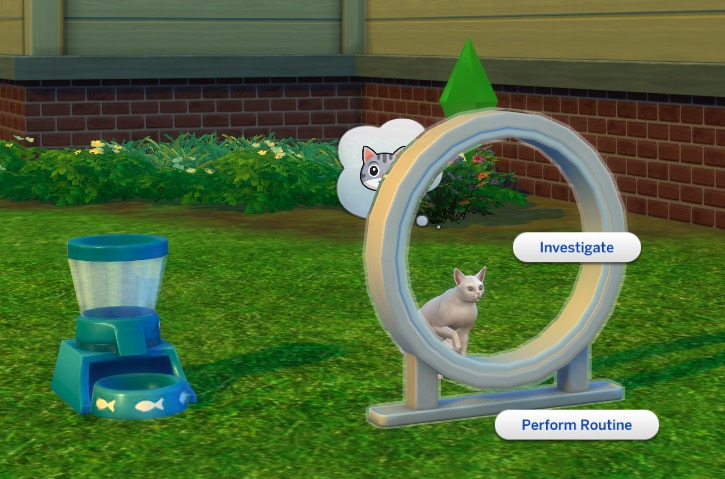 the sims 4, pets mod