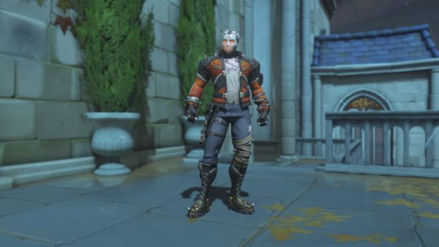 Slasher 76 Soldier 76 (Legendary)