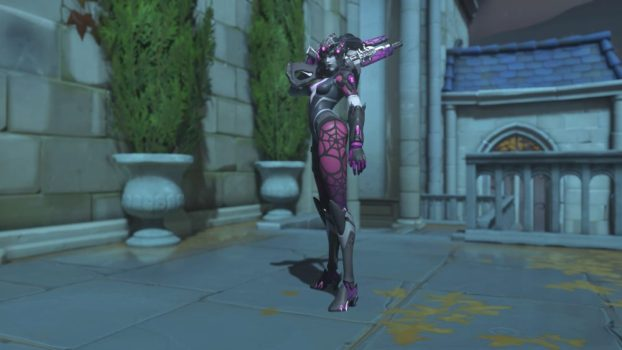 Spider Widowmaker (Epic)