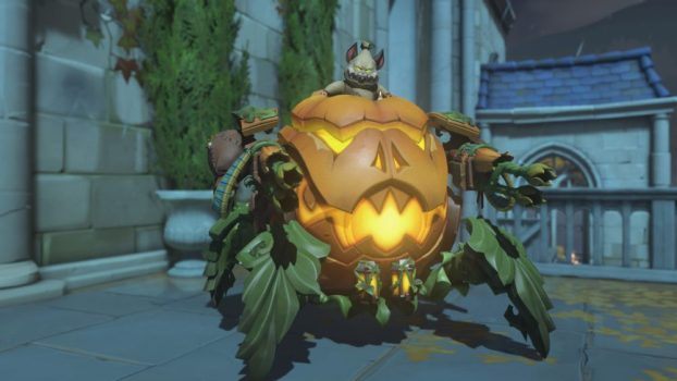 Jack-O'-Lantern Wrecking Ball (Legendary)
