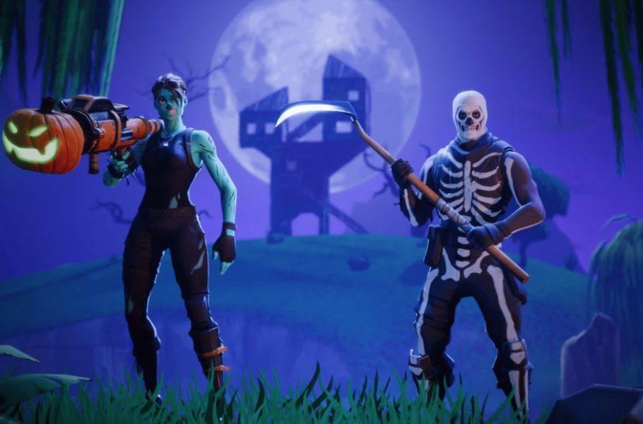 Fortnite, Halloween, season 6, 2018, events, Epic Games