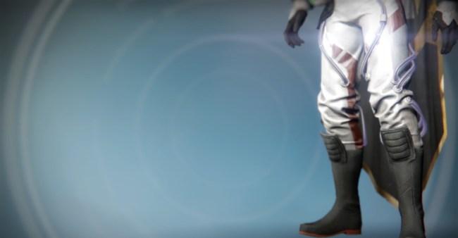 Fr0st-EE5 (Hunter Leg Armor)