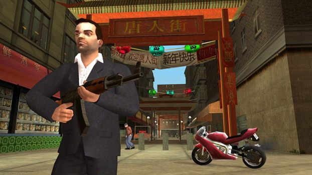 11. Grand Theft Auto: Liberty City Stories