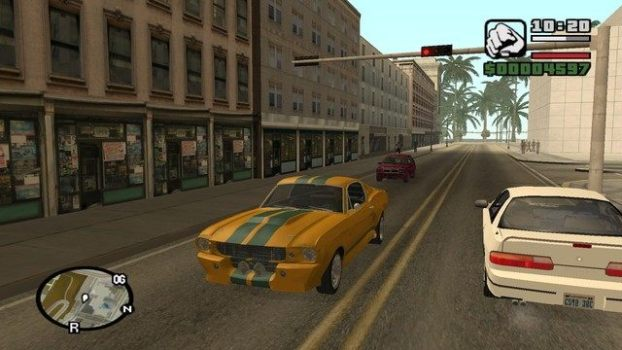 3. Grand Theft Auto: San Andreas