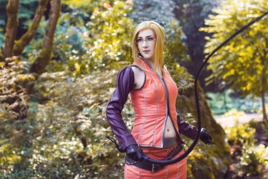 Quistis from Final Fantasy VIII