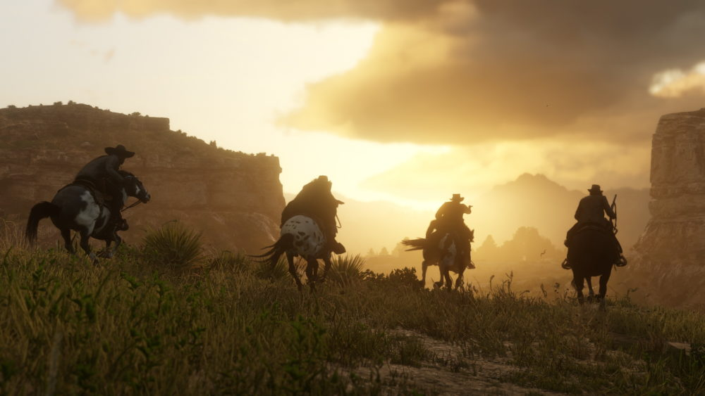 Graphic, Red Dead Redemption 2