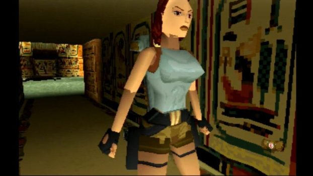 Tomb Raider 1 and/or 2