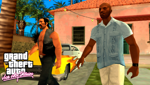 12. Grand Theft Auto: Vice City Stories