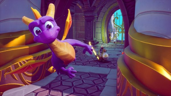 best ps1 games to play on ps4 right now for the anniversary, Spyro Reignited