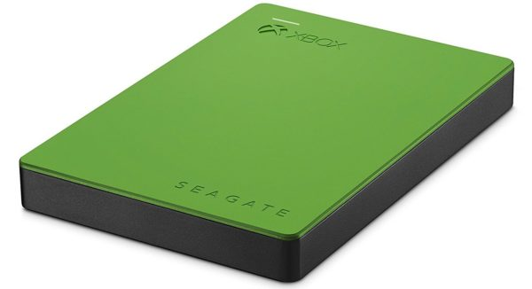 Seagate External 2TB HDD