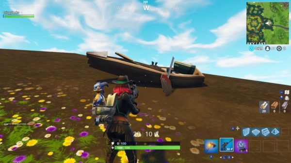 Fortnite week 7 secret star, season 6