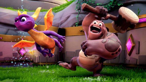 Spyro Reignited Trilogy enemies