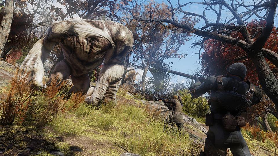 Fallout 76, Grafton Monster, Bethesda