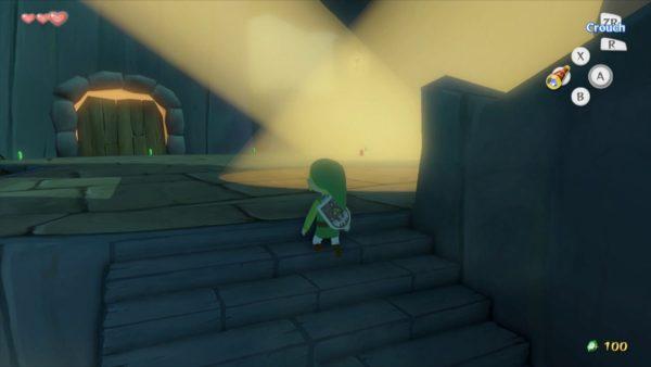 The Legend of Zelda: The Wind Waker - Forsaken Fortress
