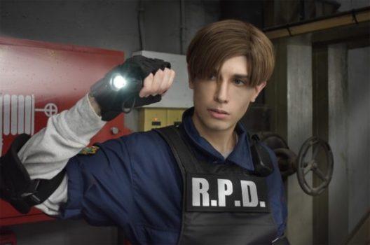 Leon Kennedy from Resident Evil 2