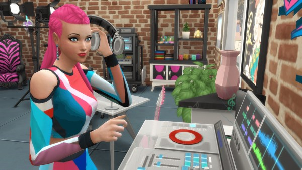 sims 4, mods, get famous
