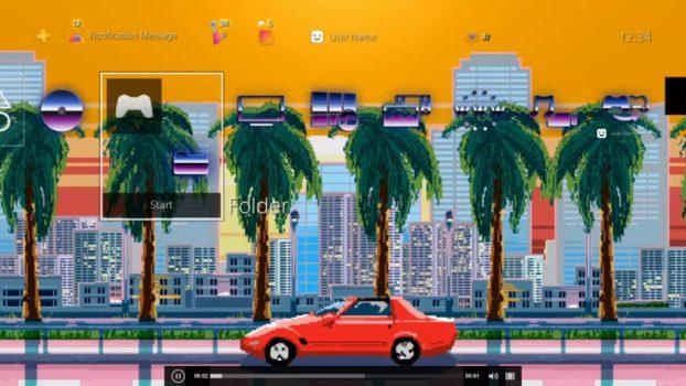 Miami Drive Retro