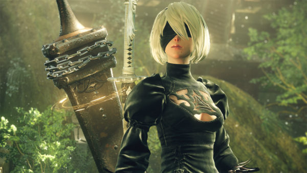NieR: Automata, games, everyone thought would fail, success, square enix