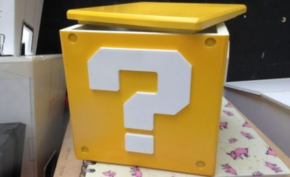 Question Block Box