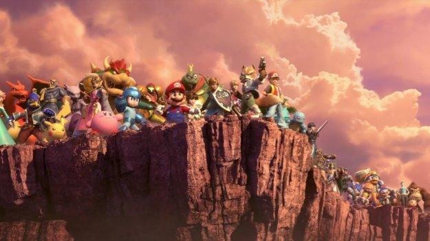 Super Smash Bros. Ultimate - 20.5 Hours